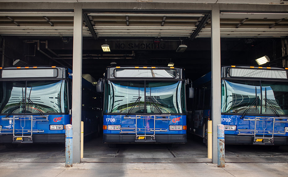 Capital Area Transit Buses